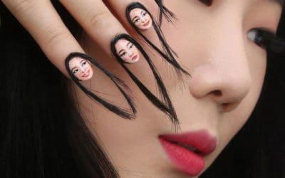 Hair Nails – a Thing?