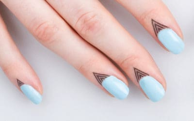 Yes or No? Cuticle tattoos
