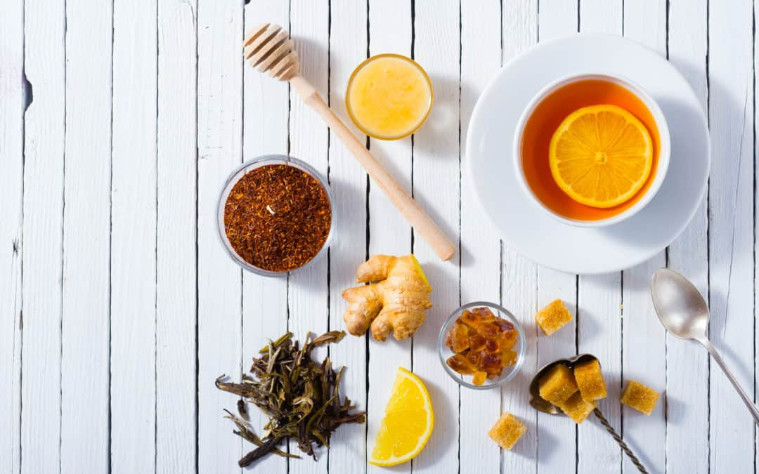 5 luxurious ways to use Rooibos in your beauty routine