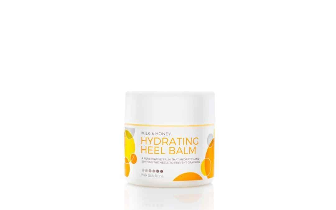 BEAUTY REVIEW: Milk Solutions Milk & Honey Hydrating Heel Balm