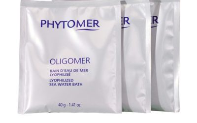 BEAUTY REVIEW: PHYTOMER OLIGOMER® PURE Lyophilized Sea Water Bath