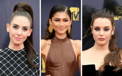 Our favourite beauty looks from the 2018 MTV Movie & TV awards