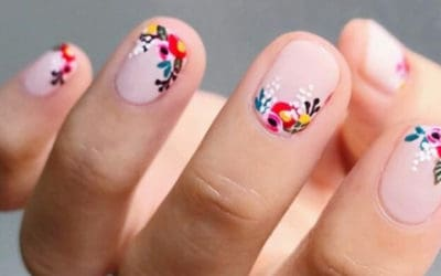 8 Bright & Beautiful Nail Art Ideas To Try Right Now!   Easy DIY Spring Nails