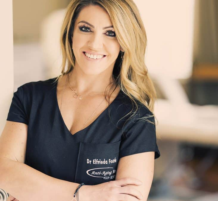 Dr. Elfrieda Fourie on the benefits of PRP