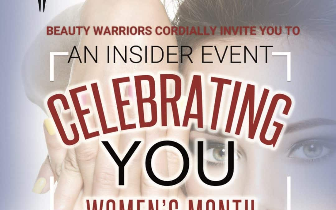 Celebrating YOU! Our EXCLUSIVE August event being hosted by Revive Wellness Spa