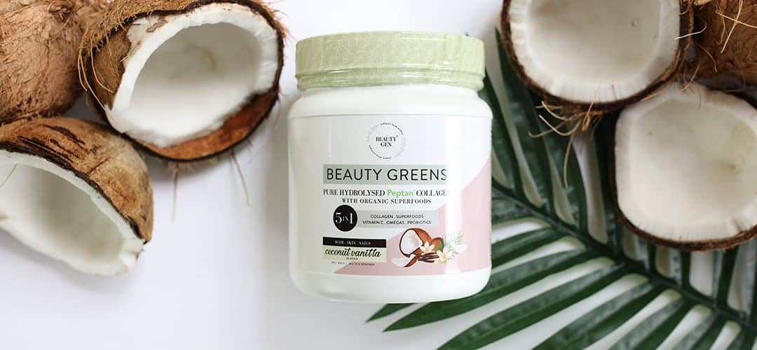 The only beauty supplement you'll ever need – Beauty Greens