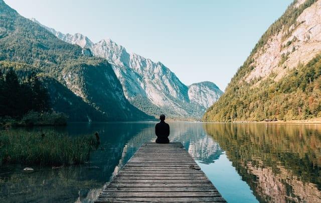 Meditative beauty and wellness trend 2021